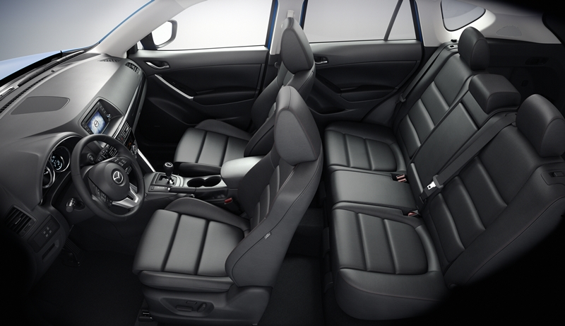 Through The Implementation Of All SKYACTIV Components, The CX 5 Offers  Segment Leading Fuel Efficiency. The Six Speed Manual Offers The Best  Option At 7.8 ...