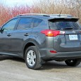 It seems that the newly redesigned 4th generation 2013 Toyota RAV4 is getting a lot of attention lately and it doesn't all revolve around Tim Horton's Roll Up the Rim...