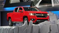 (LOS ANGELES, CA) The 106th edition of the Los Angeles Auto Show kicked off it's Media Days today and Chevrolet was one of the first off the block to present...