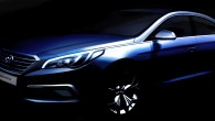 Hyundai Motor Company today previewed the soon-to-be-launched all-new Sonata with the release of its first official exterior rendering. The Korean version of the Sonata is scheduled to make its world...