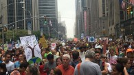 By: Timothy Nash On September 21st, I joined more than 400,000 people in New York City for the People's Climate March. It was a remarkable experience. Marching was great, but...