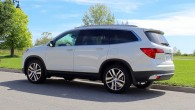 Good bye big and boxy – hello stream-lined and stylish. With the launch of the 2016 Pilot, Honda's intermediate 3-row SUV, the automaker made a significant change to the overall...