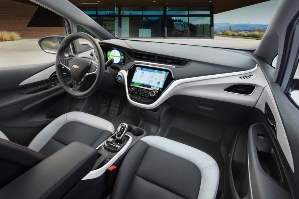 Chevrolet Bolt Ev Targeted For Mass Market Appeal