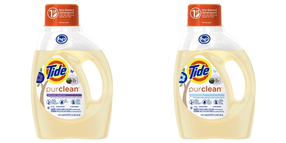 Tide Purclean Liquid Detergent