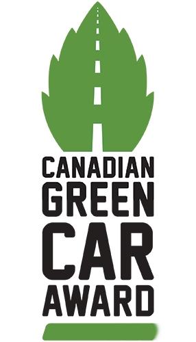 Cdn Green Car Award Logo