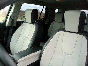 TEST DRIVE: 2010 GMC Terrain