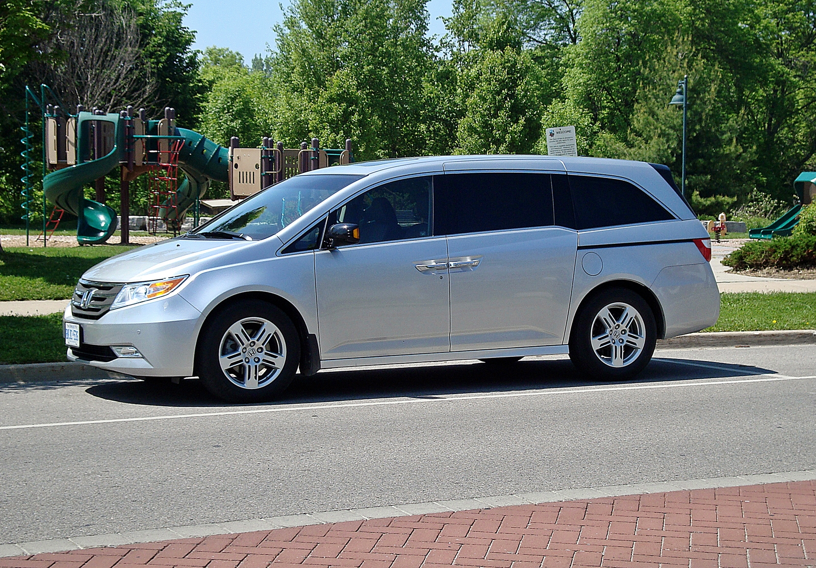 Test Drive 2011 Honda Odyssey Touring Fuel Pump Unit In